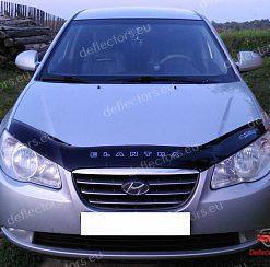 Дефлектор за преден капак за Hyundai Elantra 2007-2010 1
