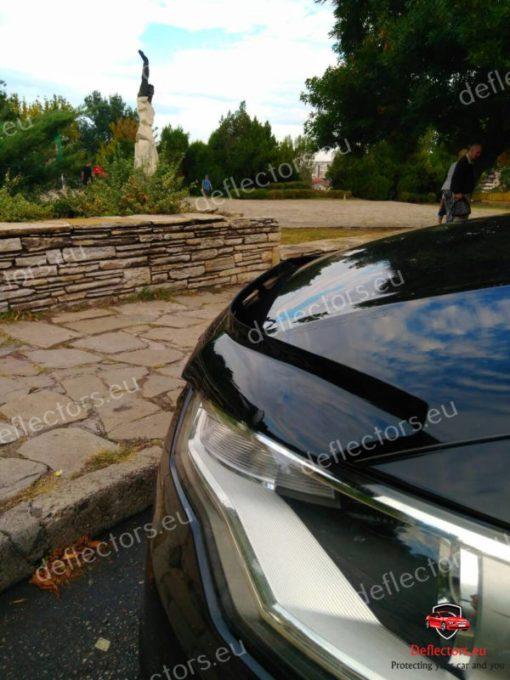 Дефлектор за преден капак за AUDI A6 (купе 4G,C7) 2011- дефлектор 5