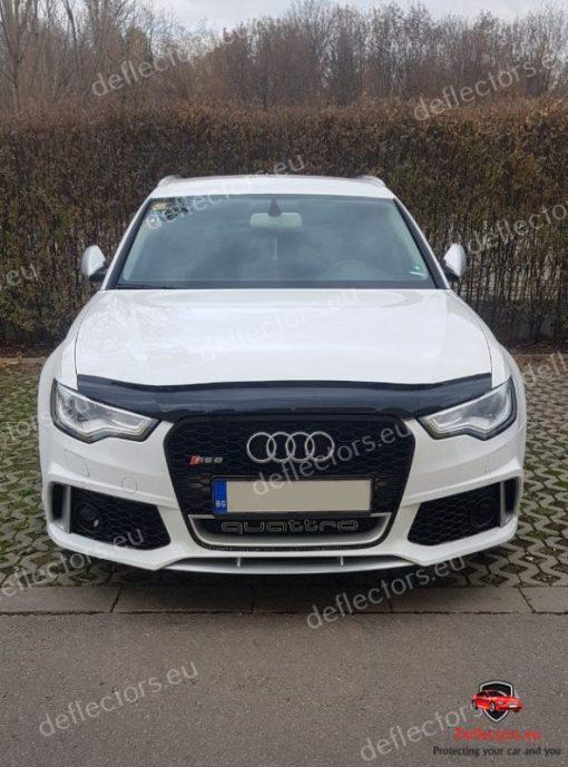 Дефлектор за преден капак за Audi RS6 Avant quattro (C7) 2013- 1