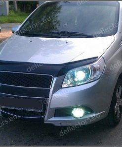 Дефлектор за преден капак за Chevrolet Aveo 2008-2011 (hatchback)