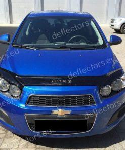 Дефлектор за преден капак за Chevrolet Aveo II 2011- 1