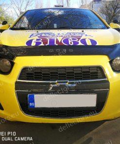 Дефлектор за преден капак за Chevrolet Aveo II 2011-