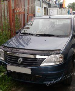 Дефлектор за преден капак за Dacia Logan Дефлектор за преден капак за 2005-2013 (Renault Logan)