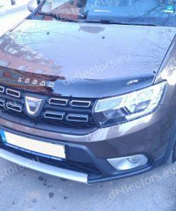 Дефлектор за преден капак за Dacia Logan 2012