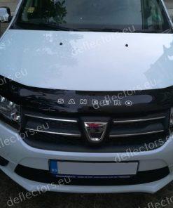 Dacia Sandero 2012- 1.1 дефлектор