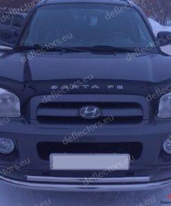 Дефлектор за преден капак за Hyundai Santa Fe 2000-2006