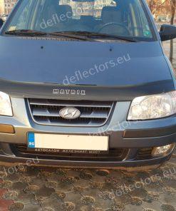 Дефлектор за преден капак за Hyundai Matrix 2000-2008