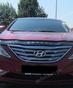 Дефлектор за преден капак за Hyundai Sonata (YF) 2009-