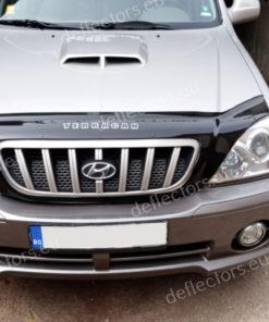 Дефлектор за преден капак за Hyundai Terracan 2001-2007 1