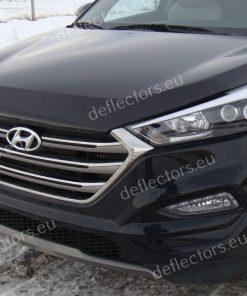 Дефлектор за преден капак за Hyundai Tucson 2015-