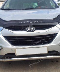 Дефлектор за преден капак за Hyundai-ix35-2010-