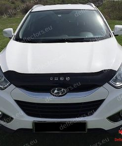 Дефлектор за преден капак за Hyundai ix35 2010- (къс)