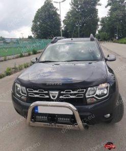 Дефлектор за преден капак за Renault Duster / Dacia Duster 2010-