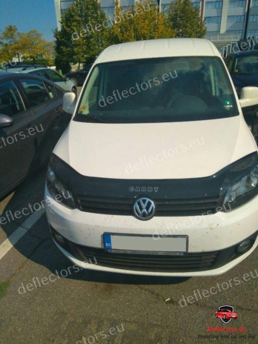 Дефлектор за преден капак за VW Caddy 2010-2015