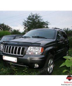 Дефлектор за преден капак за Jeep Grand Cherokee (WJ) 1999-2004