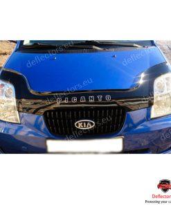 Дефлектор за преден капак за Kia Picanto 2004-2007