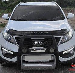 Дефлектор за преден капак за Kia Sportage 2010-2016