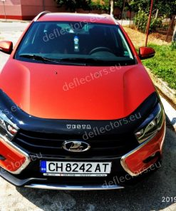 Дефлектор за преден капак за Lada Vesta (GFL) 2015- 1