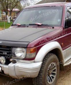 Mitsubishi Pajero 2 1991-1998 дефлектор