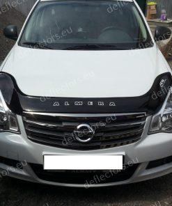 Дефлектор за преден капак за Nissan Almera RU (G11) 2012-