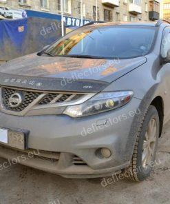 Дефлектор за преден капак за Nissan Murano (Z51) 2008-