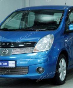 Дефлектор за преден капак за Nissan NOTE 2009-2013