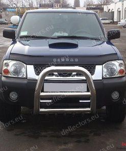 Дефлектор за преден капак за Nissan NP300 2008-