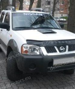 Nissan Navara (D22) 2001-2005 дефлектор