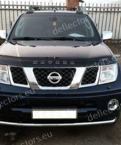 Дефлектор за преден капак за Nissan-Navara-D40-2005-2012 1