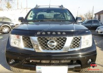 Дефлектор за преден капак за Nissan Navara (D40) 2005-2012