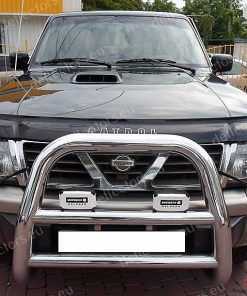Дефлектор за преден капак за Nissan Patrol (Y61) 1997-2004