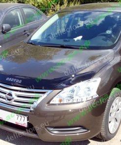 Дефлектор за преден капак за Nissan-Sentra-B17-2014 1