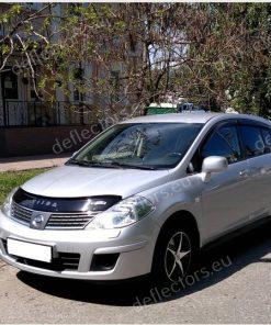 Дефлектор за преден капак за Nissan Tiida 2004-2015