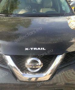 Дефлектор за преден капак за Nissan X-Trail 2014- купе Т-32