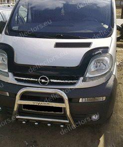 Дефлектор за преден капак за Opel Vivaro 2001-