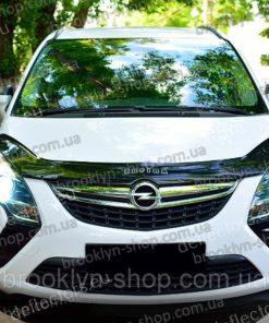 Opel Zafira C 2011 дефлектор