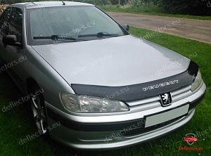 Дефлектор за преден капак за Peugeot 406 1995-1999