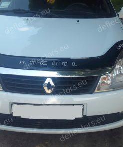 Дефлектор за преден капак за Renault Symbol 2008- 1