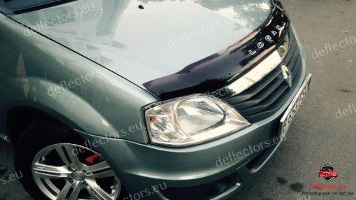 Дефлектор за преден капак за Renault Logan Dacia Logan 2005-2013 1