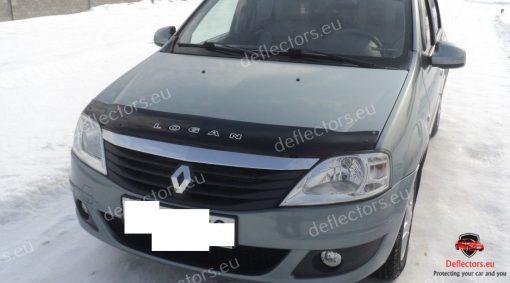 Дефлектор за преден капак за Renault Logan Dacia Logan 2005-2013 2