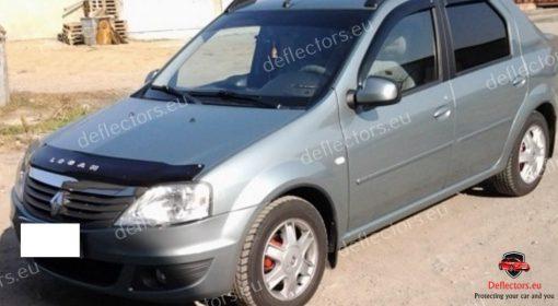 Дефлектор за преден капак за Renault Logan Dacia Logan 2005-2013 3