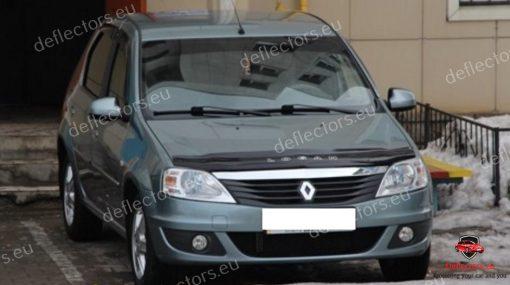 Дефлектор за преден капак за Renault Logan Dacia Logan 2005-2013 4