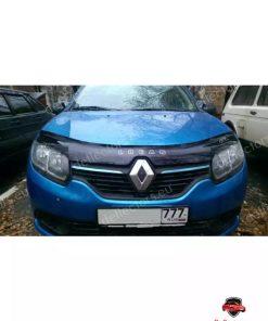 Дефлектор за преден капак за Renault Logan 2013-