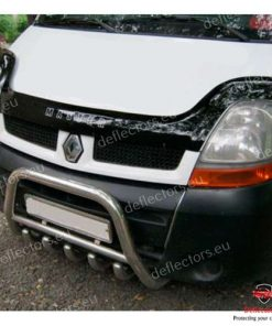Дефлектор за преден капак за Renault Master 2003-2010 Opel Movano A Phase II 2003-2010 Nissan Interstar 2003-2013