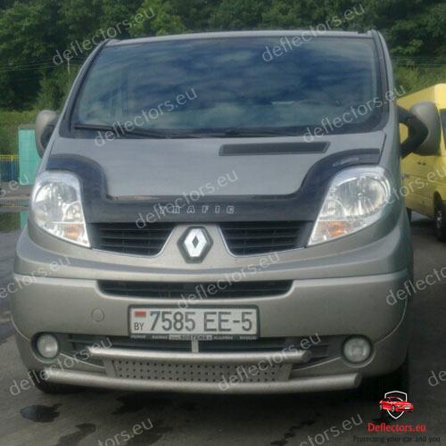 Дефлектор за преден капак за Renault Trafic 2001-2014