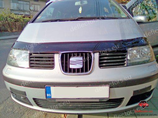 Дефлектор за преден капак за Seat Alhambra 2000-2010 2