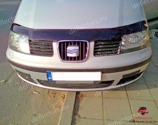 Дефлектор за преден капак за Seat Alhambra 2000-2010 3
