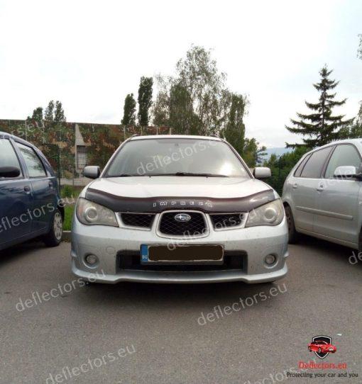 Дефлектор за преден капак за Subaru Impreza 2005-2007 3