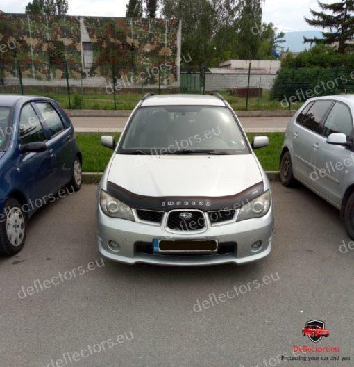 Дефлектор за преден капак за Subaru Impreza 2005-2007 1