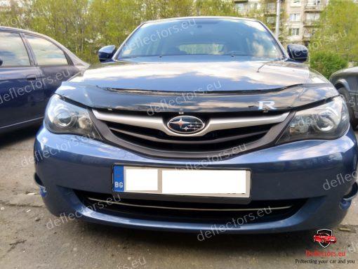 Дефлектор за преден капак за Subaru Impreza 2007-2011 (2)